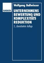Unternehmensbewertung und Komplexitätsreduktion