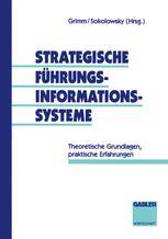 Strategische Führungsinformationssysteme