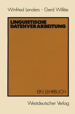 Linguistische Datenverarbeitung