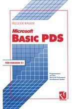 Microsoft® Basic PDS 7.1