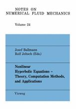Nonlinear Hyperbolic Equations — Theory, Computation Methods, and Applications