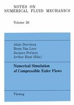 Numerical Simulation of Compressible Euler Flows
