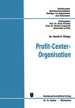 Profit-Center-Organisation