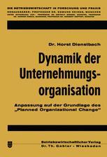 Dynamik der Unternehmungsorganisation