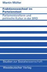Fraktionswechsel im Parteienstaat