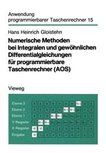 Numerische Methoden bei Integralen und gewöhnlichen Differentialgleichungen für programmierbare Taschenrechner (AOS)