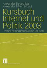 Kursbuch Internet und Politik 2003