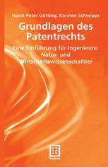 Grundlagen des Patentrechts