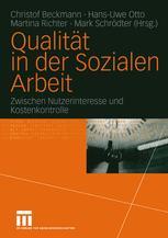 Qualität in der Sozialen Arbeit