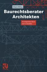 Baurechtsberater Architekten