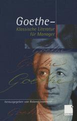 Goethe - Klassische Literatur für Manager