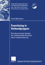 Franchising in Verbundgruppen