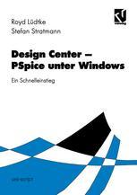 Design Center — PSpice unter Windows