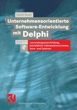Unternehmensorientierte Software-Entwicklung mit Delphi