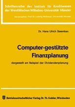 Computer-gestützte Finanzplanung