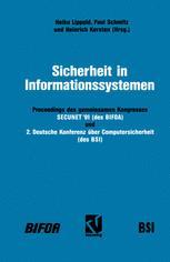 Sicherheit in Informationssystemen