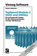 TopSpeed Modula-2 Units und Utilities