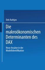 Die makroökonomischen Determinanten des DAX