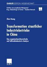 Transformation staatlicher Industriebetriebe in China