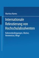 Internationale Rekrutierung von Hochschulabsolventen
