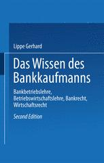 Das Wissen des Bankkaufmanns