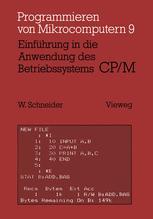 Einführung in die Anwendung des Betriebssystems CP/M
