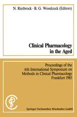 Clinical Pharmacology in the Aged / Klinische Pharmakologie im Alter