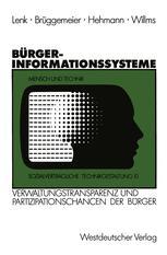 Bürgerinformationssysteme