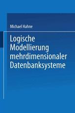 Logische Modellierung mehrdimensionaler Datenbanksysteme