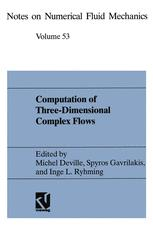 Computation of Three-Dimensional Complex Flows