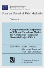 Computation and Comparison of Efficient Turbulence Models for Aeronautics — European Research Project ETMA