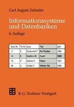 Informationssysteme und Datenbanken