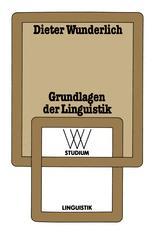 Grundlagen der Linguistik