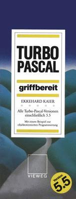 Turbo-Pascal griffbereit