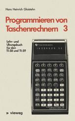 Programmieren von Taschenrechnern 3