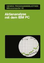 Aktienanalyse mit dem IBM PC