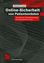 Online-Sicherheit von Patientendaten