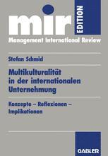 Multikulturalität in der internationalen Unternehmung