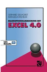 Makroprogrammierung mit Excel 4.0