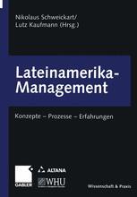 Lateinamerika-Management