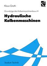 Hydraulische Kolbenmaschinen