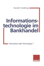 Informationstechnologie im Bankhandel