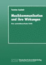 Musikkommunikation und ihre Wirkungen