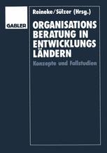 Organisationsberatung in Entwicklungsländern
