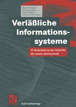 Verläßliche Informationssysteme