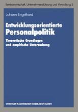 Entwicklungsorientierte Personalpolitik