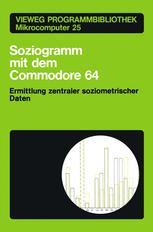 Soziogramm mit dem Commodore 64
