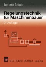 Regelungstechnik für Maschinenbauer