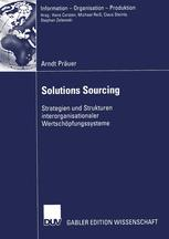 Solutions Sourcing