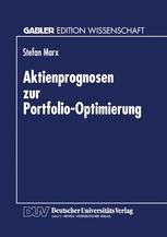 Aktienprognosen zur Portfolio-Optimierung